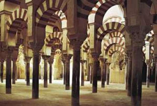 islamic architecture timeline timetoast timelines
