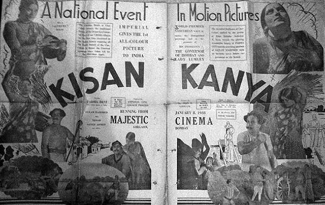 First Indian Colour Film Made