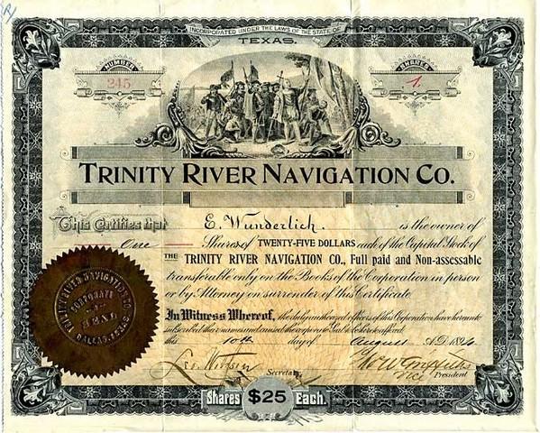 Trinity River Navigation Company