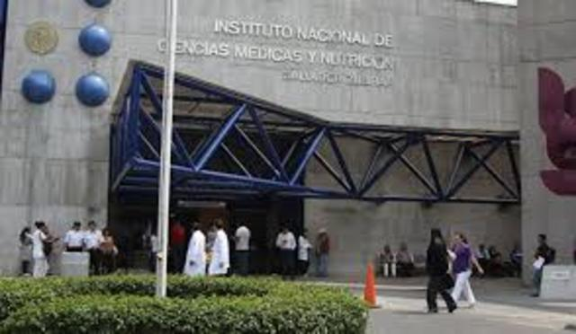 INSTITUTO NACIONAL DE NUTRIOLOGÍA (INNu)