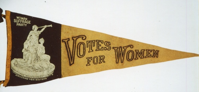 Canadian Women Earn the Right to Vote