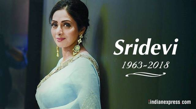 The Death of Sridevi