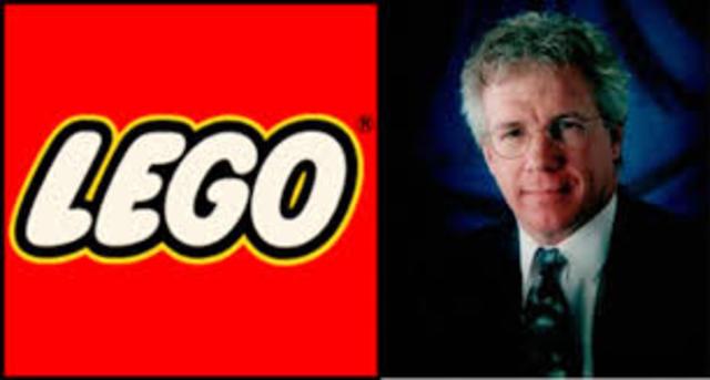Hodgins y su simil con LEGO