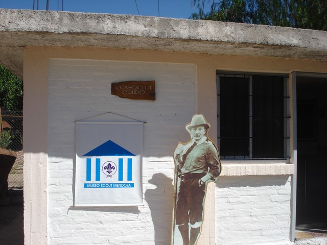 Primer Museo Scout  Oficial del País.