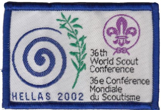 36° Conferencia Scout Mundial