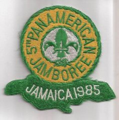 5th Pan-American Jamboree