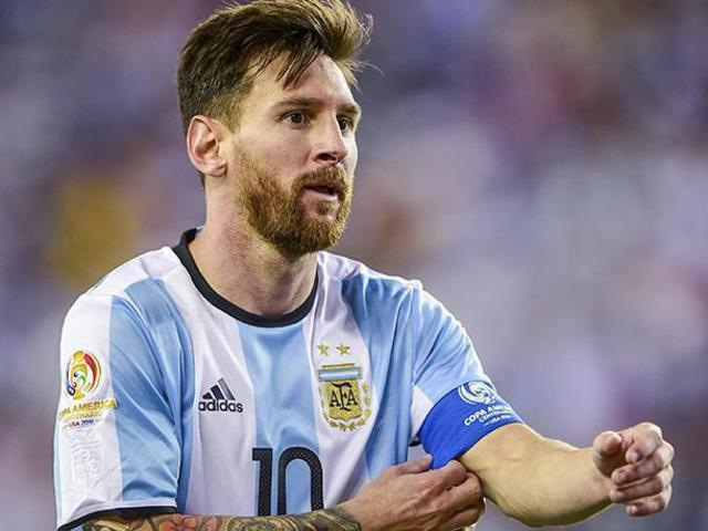 Historia de Lionel Messi