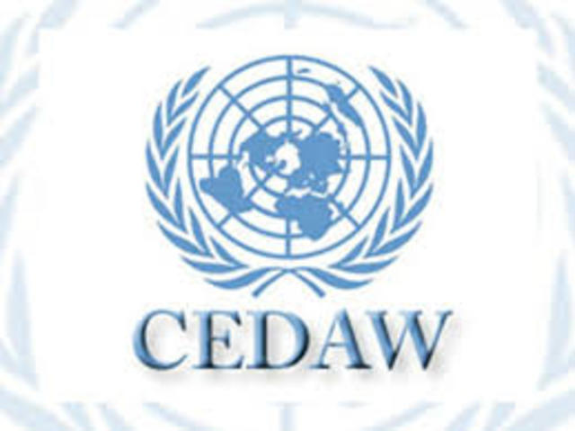 Canada signs the CEDAW (convention on the elimination of all forms of discrimination against women)