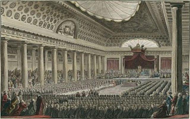 Meeting of the Estates Generals
