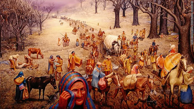 Indian Removal Act, the Trail of Tears