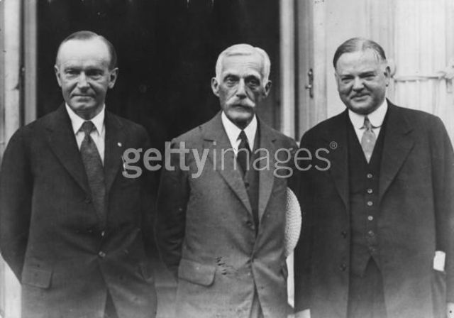 election of president coolidge hoover and FDR