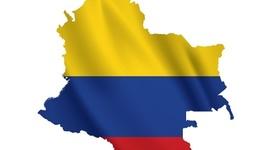 Historia do Colombia timeline
