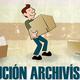 Evolucion de los archivo