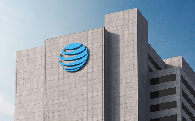 AT&T moves global headquarters to Dallas