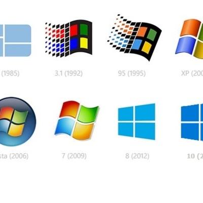 Linea de tiempo: Versiones de Windows timeline