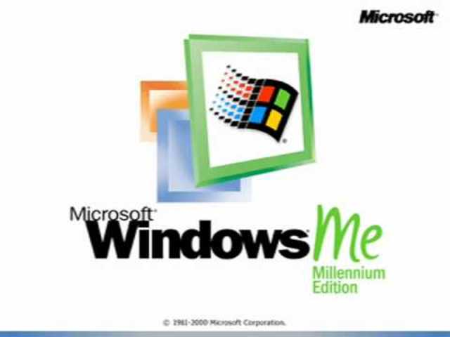 Windows Me (Millenium Edition)