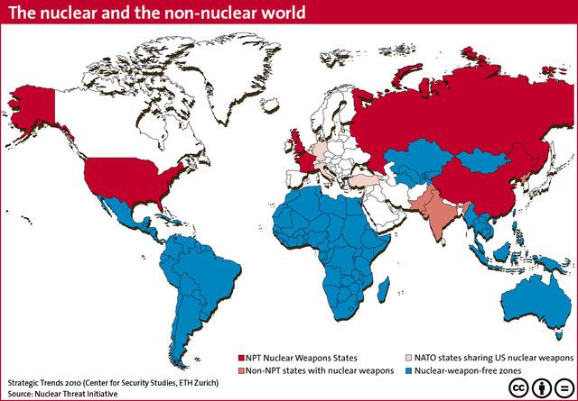 North Korea Ratifies NPT