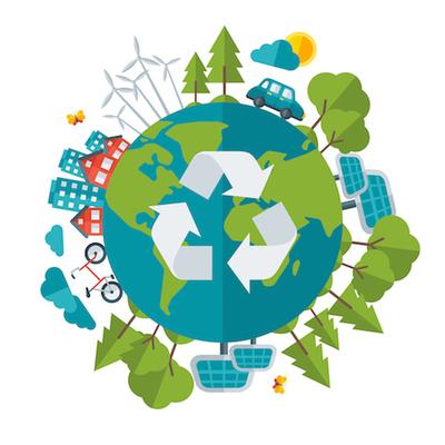 Eventos ambientales Internacionales timeline