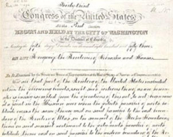 Kansas- Nebraska Act