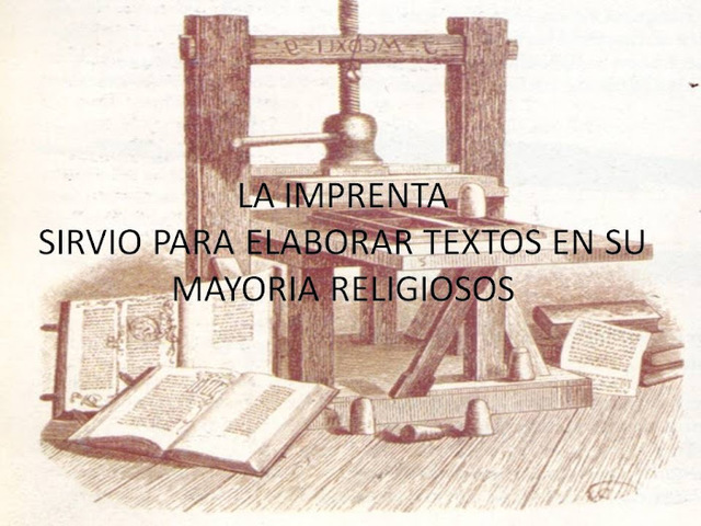 La Primera Imprenta en Guatemala