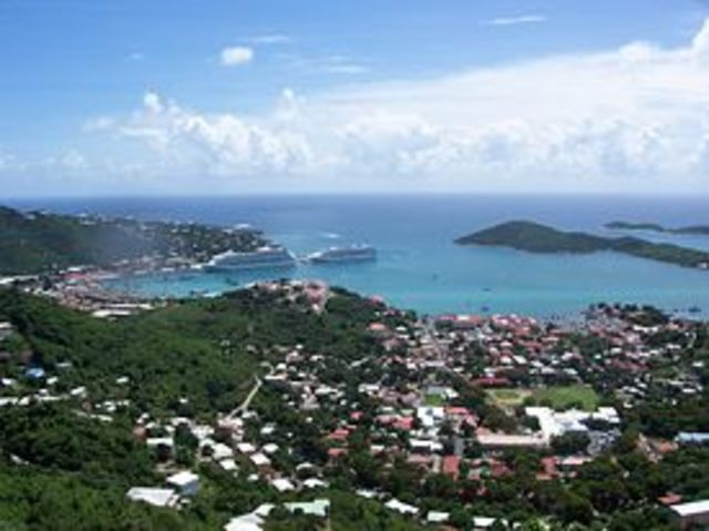 Imperialism and the purchase of the Virgin Islands