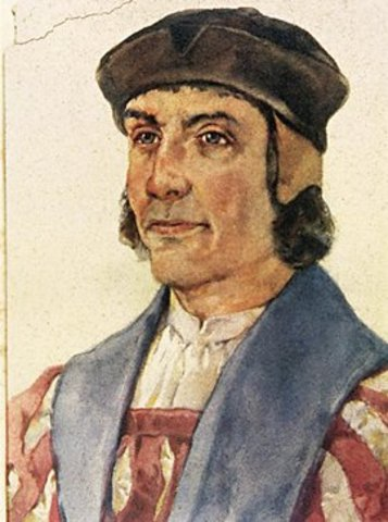 Bartolomeu Dias: The first European to set sail round the South Coast of Africa and up along the East coast.