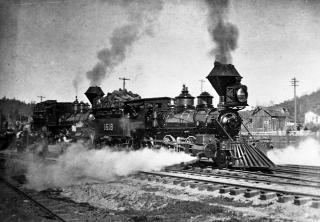 The Rise of Transcontinental Railroads