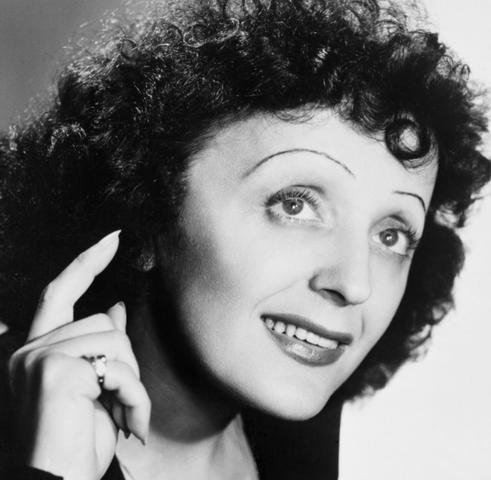 Edith Piaf (1915-1963) : La Vie en rose