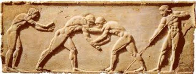 HISTORIA DE LOS JUEGOS OLIMPICOS 776ac