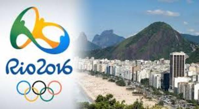 XXXI JUEGOS OLIMPICOS EN RIO DE JANEIRO