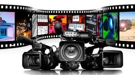 Linea del tiempo aparatos audiovisuales timeline