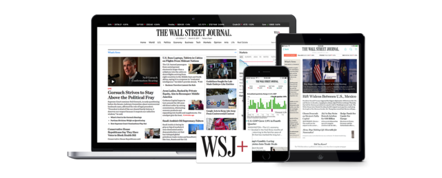 Apple is playing catchup.... says the Wall Street Journal