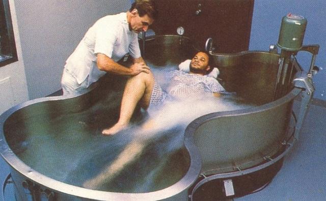 La hidroterapia