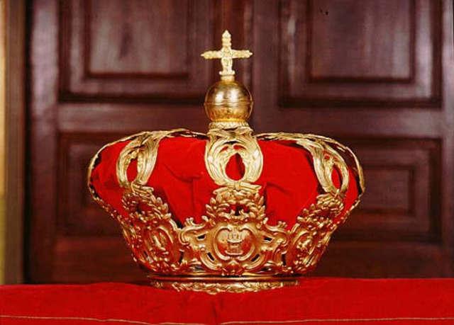 Lacorona española a Rodrigo de Bastidas en gobierno