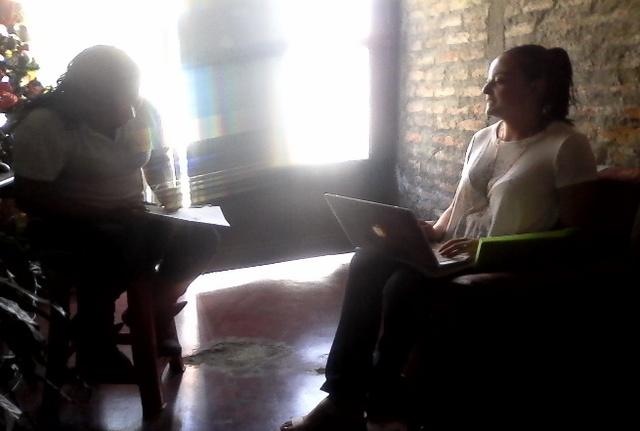 Entrevista componente Político-institucional del prestador EMQUILICHAO ESP y representantes de las JAC
