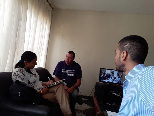 Reunión AQUARISC Y  Vocales de Comité de Desarrollo y  Control Social de servicios públicos domiciliarios CDCS