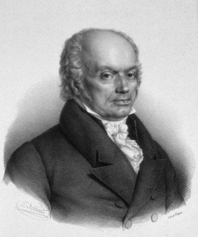 FRANZ  JOSEPH GALL - FRENOLOGIA
