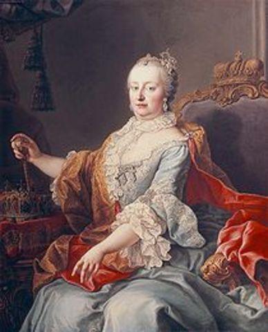 Maria Theresa Born