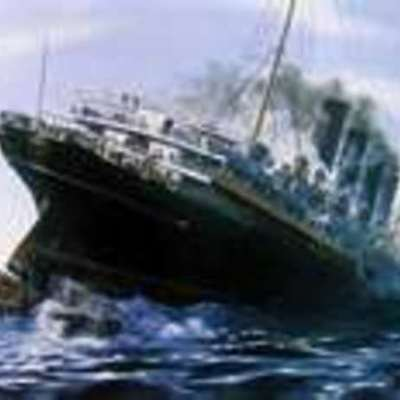 Important Events for the Lusitania timeline