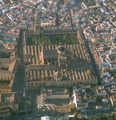 Name: The Great Mosque of Cordoba. Period: Art of islamic world. Date:768