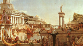 Ancient Greece: Minoans (3000 B.C.E.) to the rise of democracy (488 B.C.E.) timeline