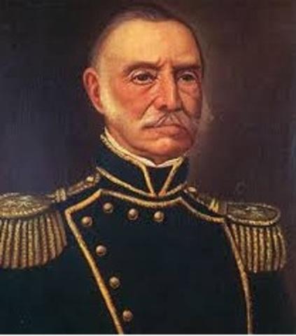 Pedro Alcántara Herrán.