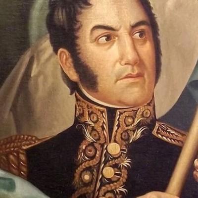 GENERAL DON JOSE DE SAN MARTIN timeline