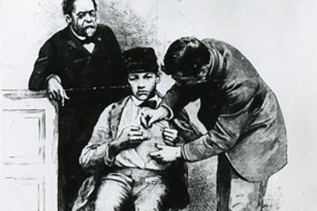 Vacuna de Rabia