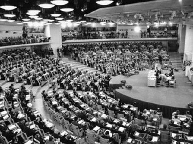 Conferencia de la ONU sobre el medio ambiente