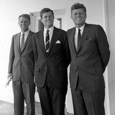 End of an Era: Kennedys in Congress timeline