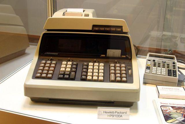 HP 9100A