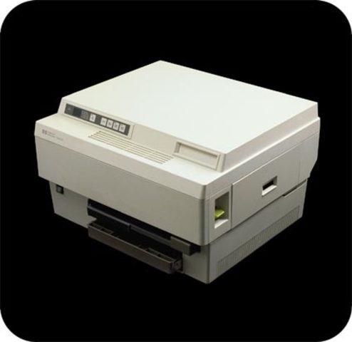 Impresora LaserJet