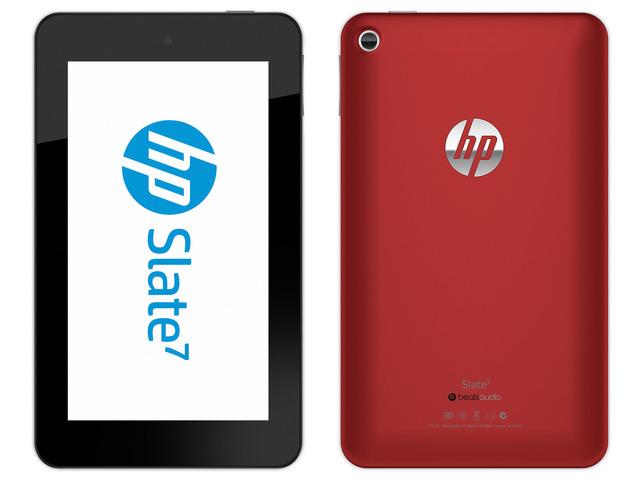 Primera tablet Hp