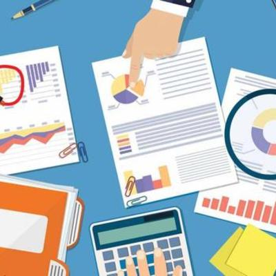 Evolución de la contabilidad timeline